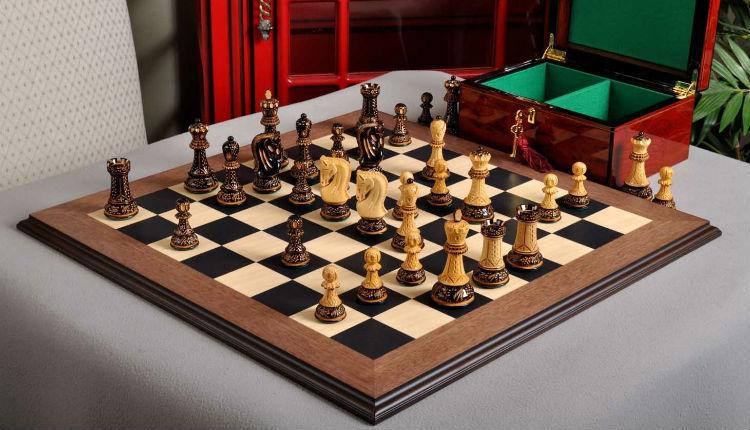 chess set self storage